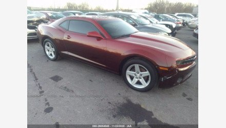 2012 Chevrolet Camaro LS Coupe for sale 101413915