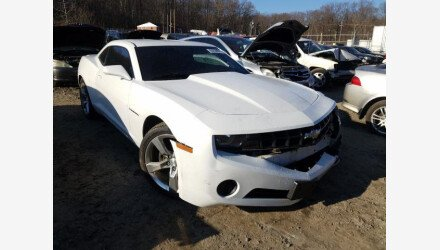 2012 Chevrolet Camaro LS Coupe for sale 101438621
