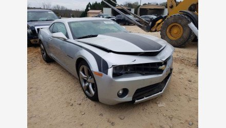 2012 Chevrolet Camaro LT Coupe for sale 101441305