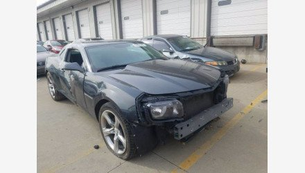 2012 Chevrolet Camaro LS Coupe for sale 101442733