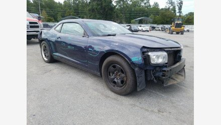 2012 Chevrolet Camaro LS Coupe for sale 101446357