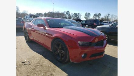 2012 Chevrolet Camaro LT Coupe for sale 101487560