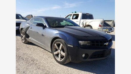 2012 Chevrolet Camaro LT Coupe for sale 101488997