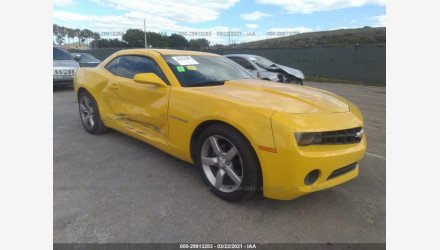 2012 Chevrolet Camaro LS Coupe for sale 101489255