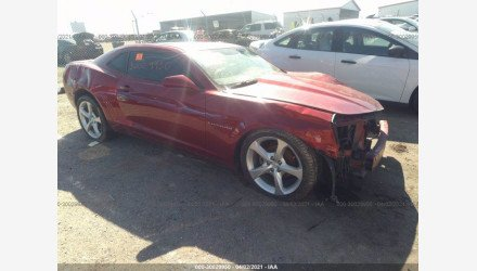 2012 Chevrolet Camaro LT Coupe for sale 101490611