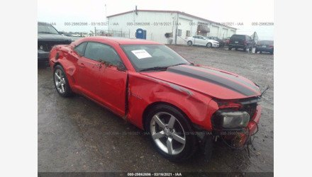 2012 Chevrolet Camaro LT Coupe for sale 101493554