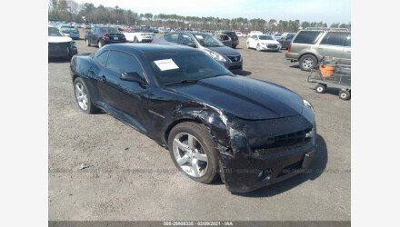 2012 Chevrolet Camaro LT Coupe for sale 101493561