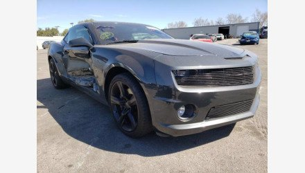 2012 Chevrolet Camaro SS Coupe for sale 101494976