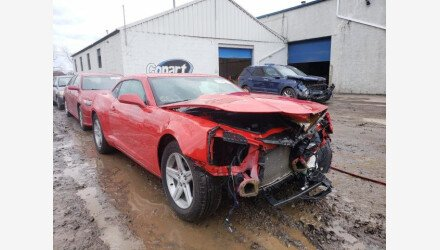 2012 Chevrolet Camaro LT Coupe for sale 101501408