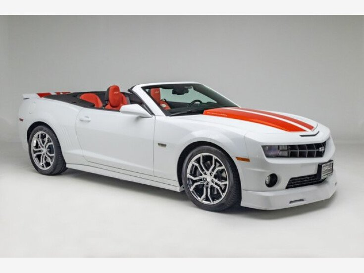 2012 Chevrolet Camaro SS Convertible for sale 101579235