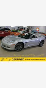 2012 Chevrolet Corvette Grand Sport Convertible for sale 100994577