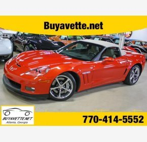 2012 Chevrolet Corvette Grand Sport Convertible for sale 101033367