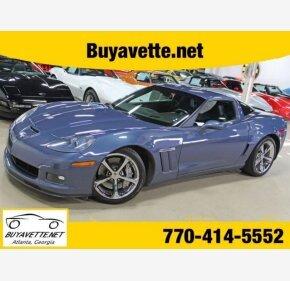 2012 Chevrolet Corvette Grand Sport Coupe for sale 101218306