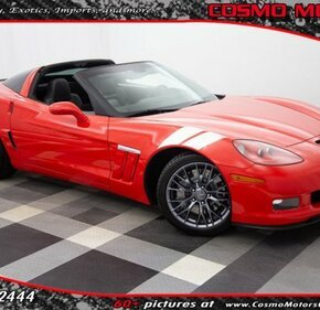 2012 Chevrolet Corvette Grand Sport Coupe for sale 101261699