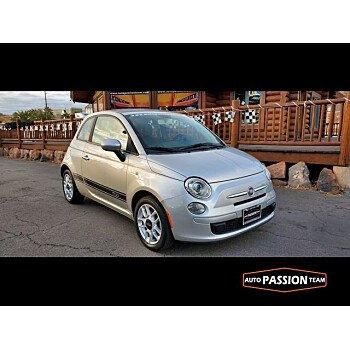 2012 FIAT 500 Pop Hatchback for sale 101271765