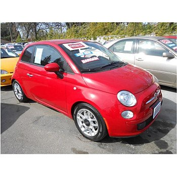 2012 FIAT 500 for sale 101287502