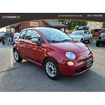 2012 FIAT 500 for sale 101538033