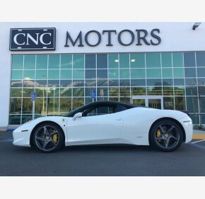 2012 Ferrari 458 Italia Coupe for sale 101154801