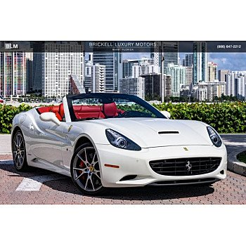 2012 Ferrari California for sale 101227477