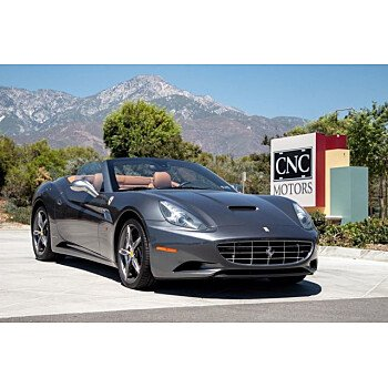 2012 Ferrari California for sale 101398518