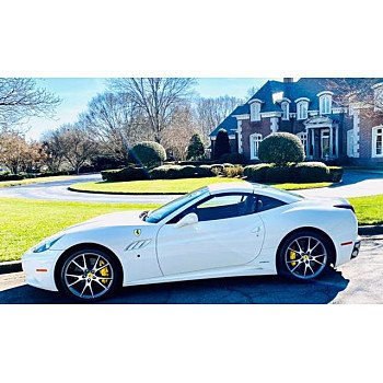 2012 Ferrari California for sale 101438209