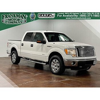 2012 Ford F150 for sale 101603648