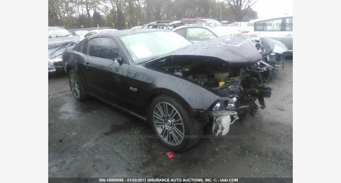 2012 Ford Mustang GT Coupe for sale 101015736