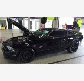 2012 Ford Mustang Shelby GT500 for sale 100827352