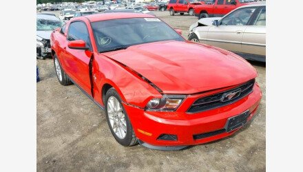 2012 Ford Mustang Coupe for sale 101066240