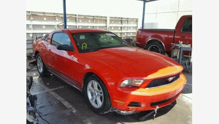 2012 Ford Mustang Coupe for sale 101067034