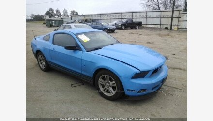 2012 Ford Mustang Coupe for sale 101123477