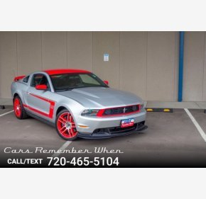2012 Ford Mustang Boss 302 Coupe for sale 101126539
