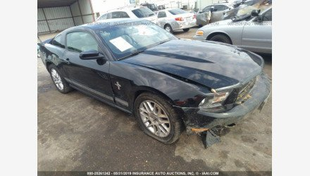 2012 Ford Mustang Coupe for sale 101190850