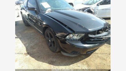 2012 Ford Mustang Coupe for sale 101191582