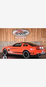 2012 Ford Mustang Boss 302 Coupe for sale 101211549