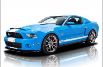 2012 Ford Mustang Shelby GT500 Coupe for sale 101213095