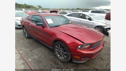 2012 Ford Mustang Coupe for sale 101228594