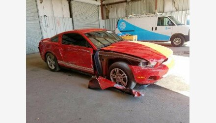 2012 Ford Mustang Coupe for sale 101240959