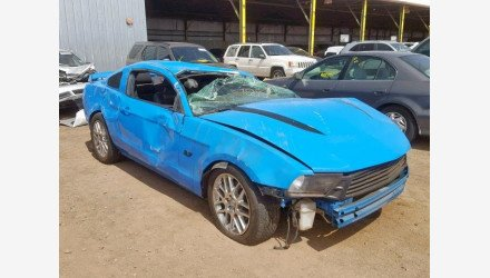 2012 Ford Mustang Coupe for sale 101240960