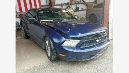 2012 Ford Mustang Coupe for sale 101241041