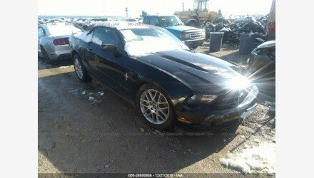 2012 Ford Mustang Convertible for sale 101263492