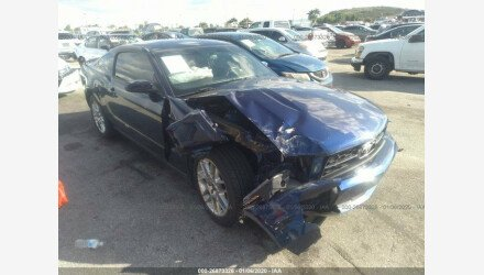2012 Ford Mustang Coupe for sale 101269489