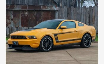 2012 Ford Mustang Boss 302 Coupe for sale 101303015