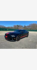 2012 Ford Mustang Shelby GT500 Coupe for sale 101306017