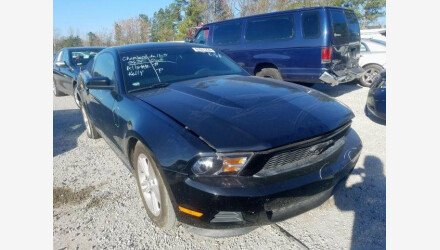2012 Ford Mustang Coupe for sale 101322905