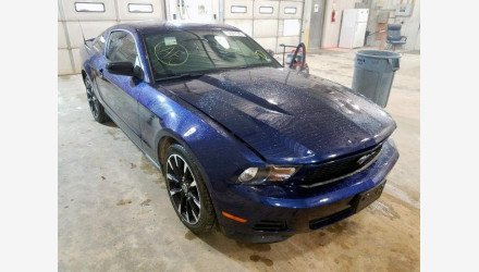 2012 Ford Mustang Coupe for sale 101327827