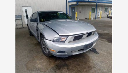 2012 Ford Mustang Coupe for sale 101340212