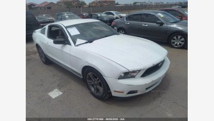 2012 Ford Mustang Coupe for sale 101340507