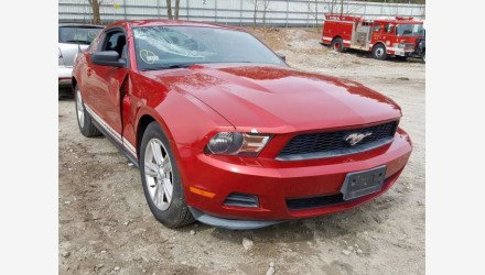 2012 Ford Mustang Coupe for sale 101346633