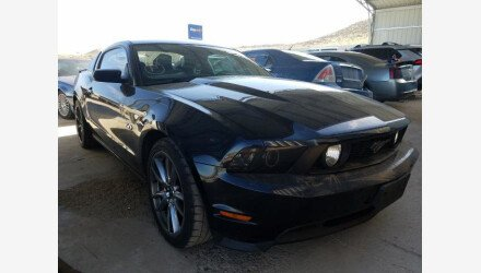 2012 Ford Mustang GT Coupe for sale 101346637